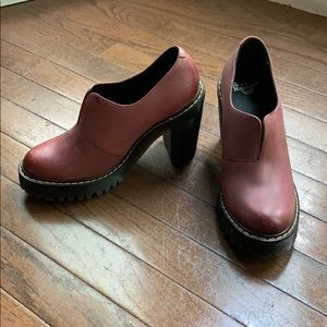 DR. MARTENS Cordelia shoes